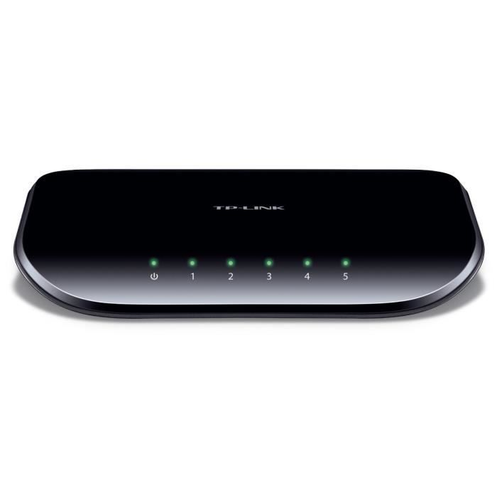 TP-LINK switch 5 ports Gigabit -SG1005D