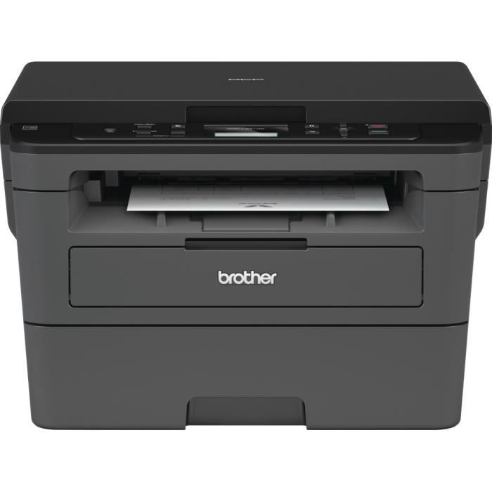 BROTHER Imprimante Multifonction 3-en-1 DCP-L2510D - Laser - Monochrome - Recto/Verso