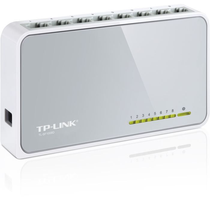 TP-LINK Switch 8 PORTS 10/100